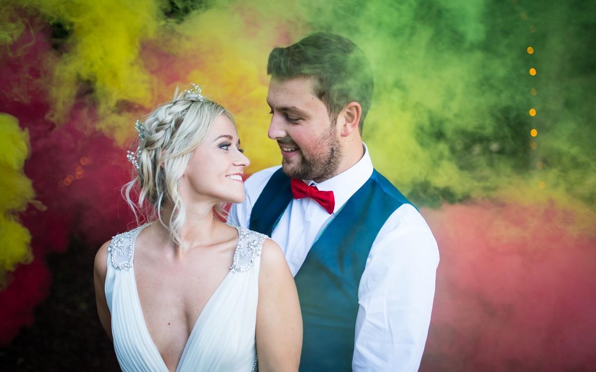 Essex Country Farm Wedding - Liz & Tom