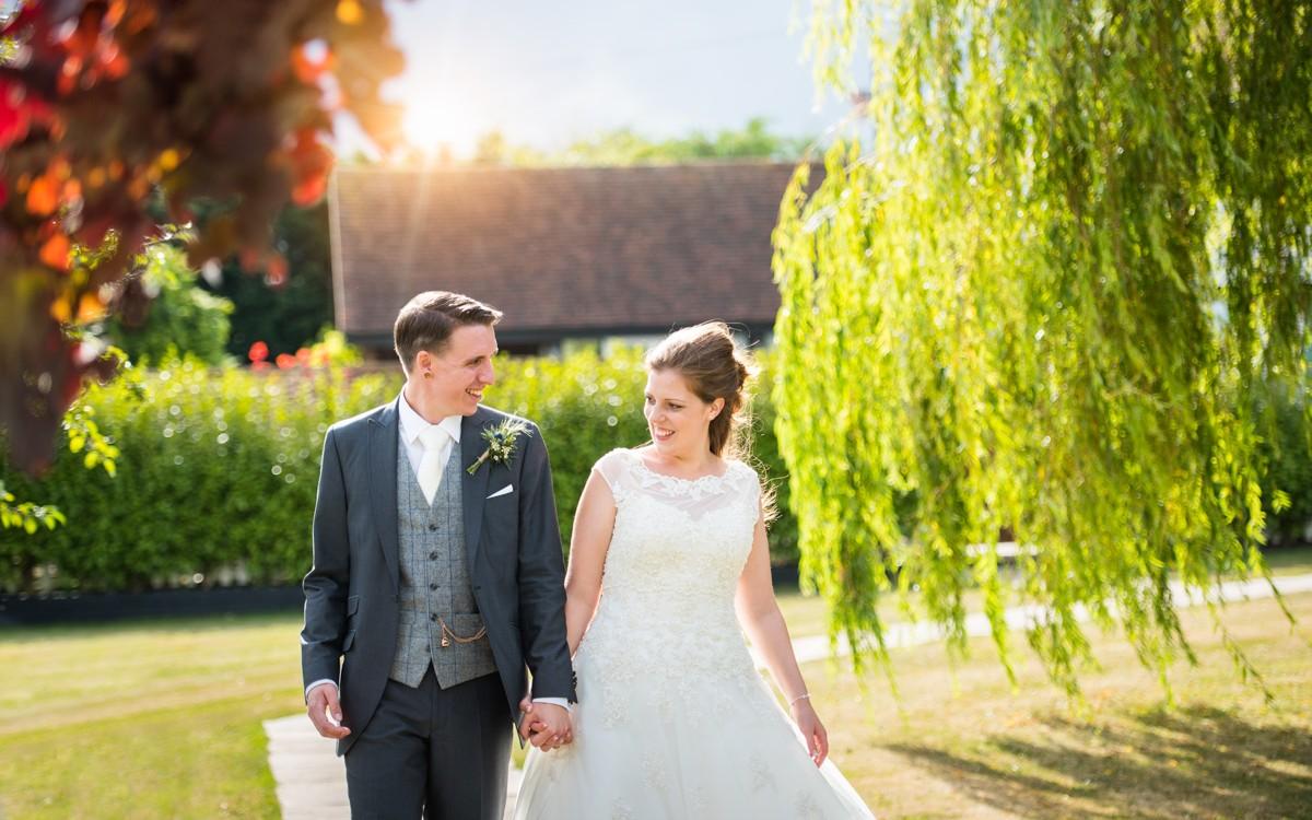 High House Wedding Photography, Althorne - Sarah & Alex