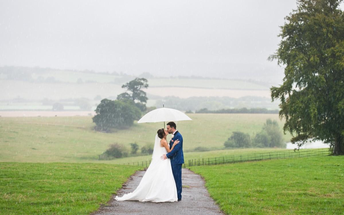 The Barn at Chilton Wedding Photography - Gina & Jamie