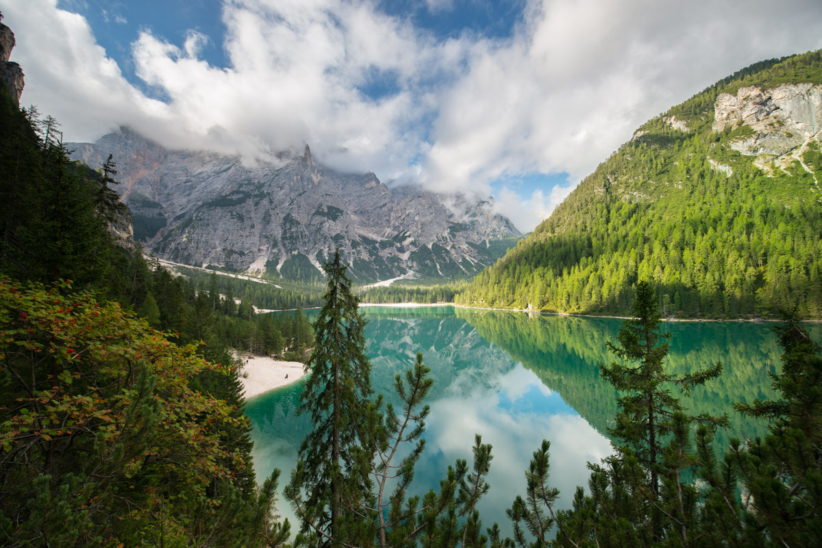The Dolomites Italy