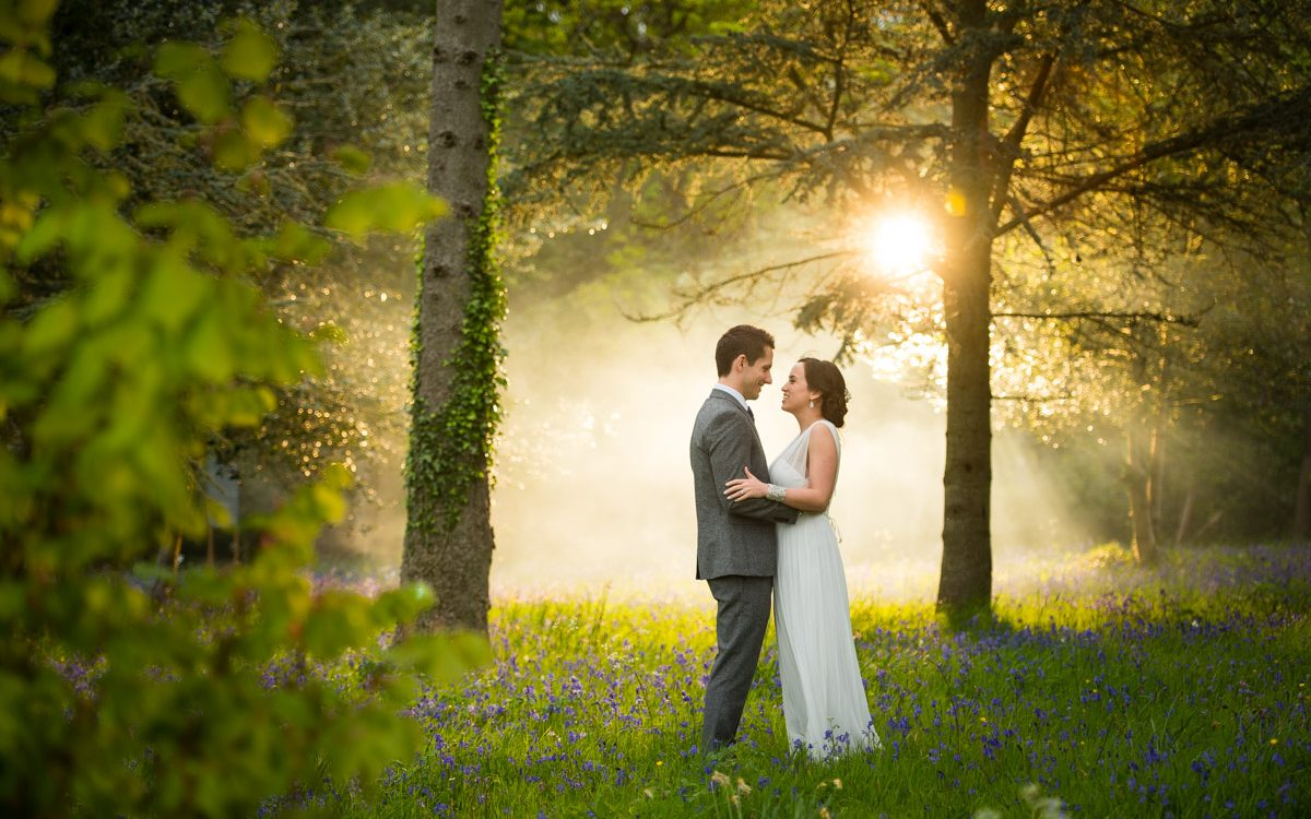 Rockbeare Manor Wedding Photography - Kate & James