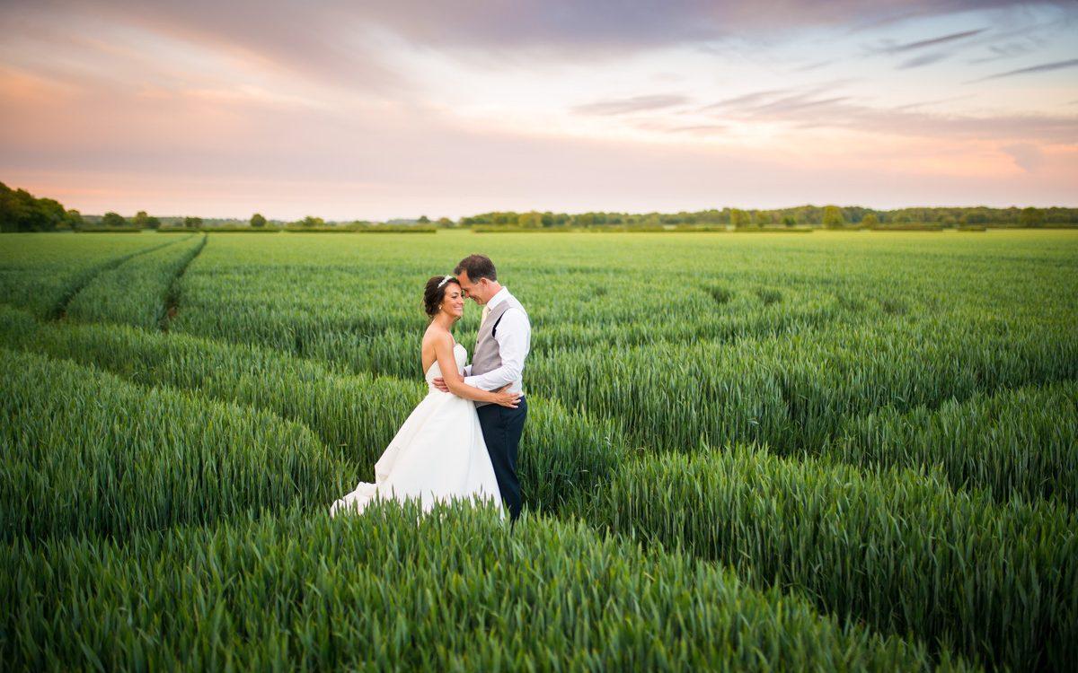 Essex Marquee Wedding Photography - Kerrie & Jon