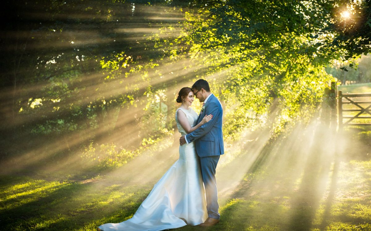 The Henry Moore Foundation Wedding Photos - Leanne & James
