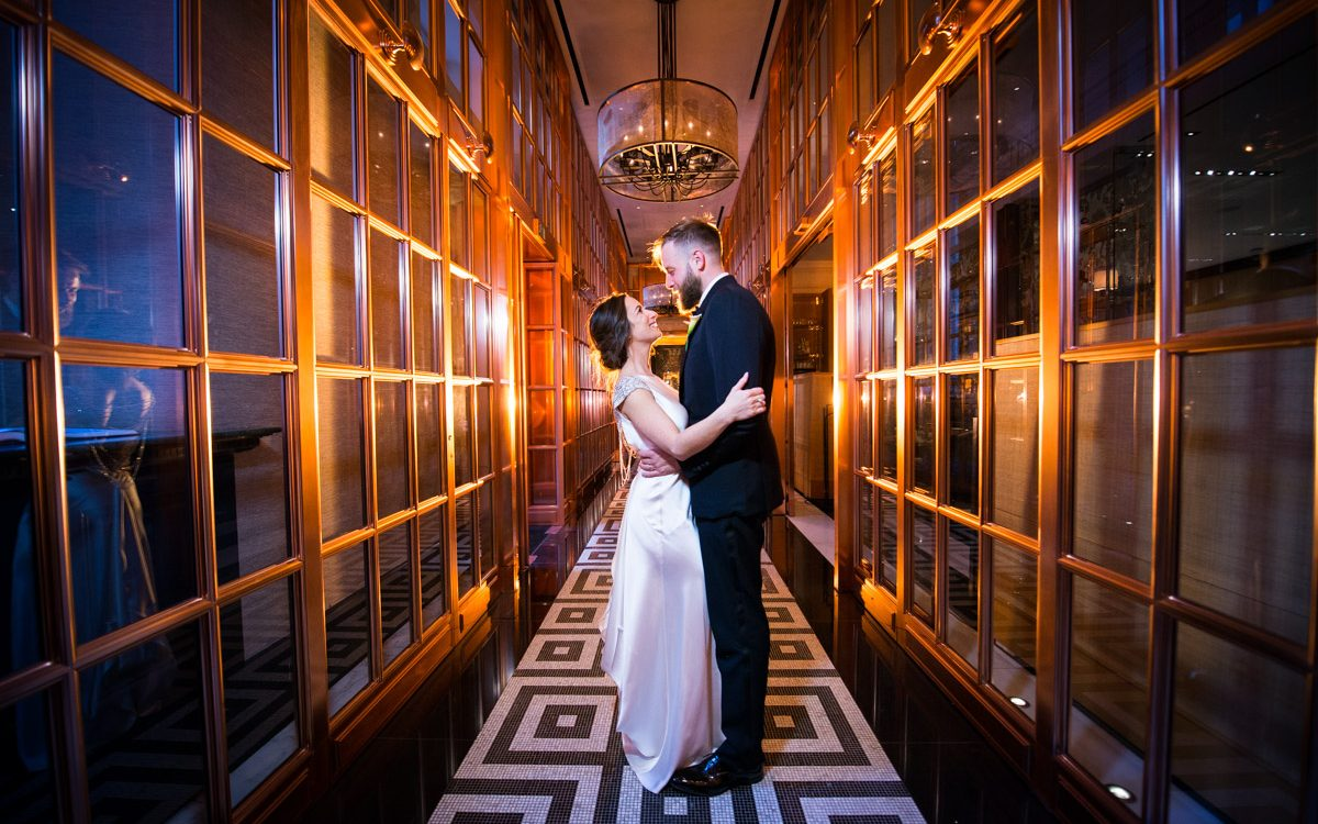 The Rosewood London Wedding Photography - Emma & Liam