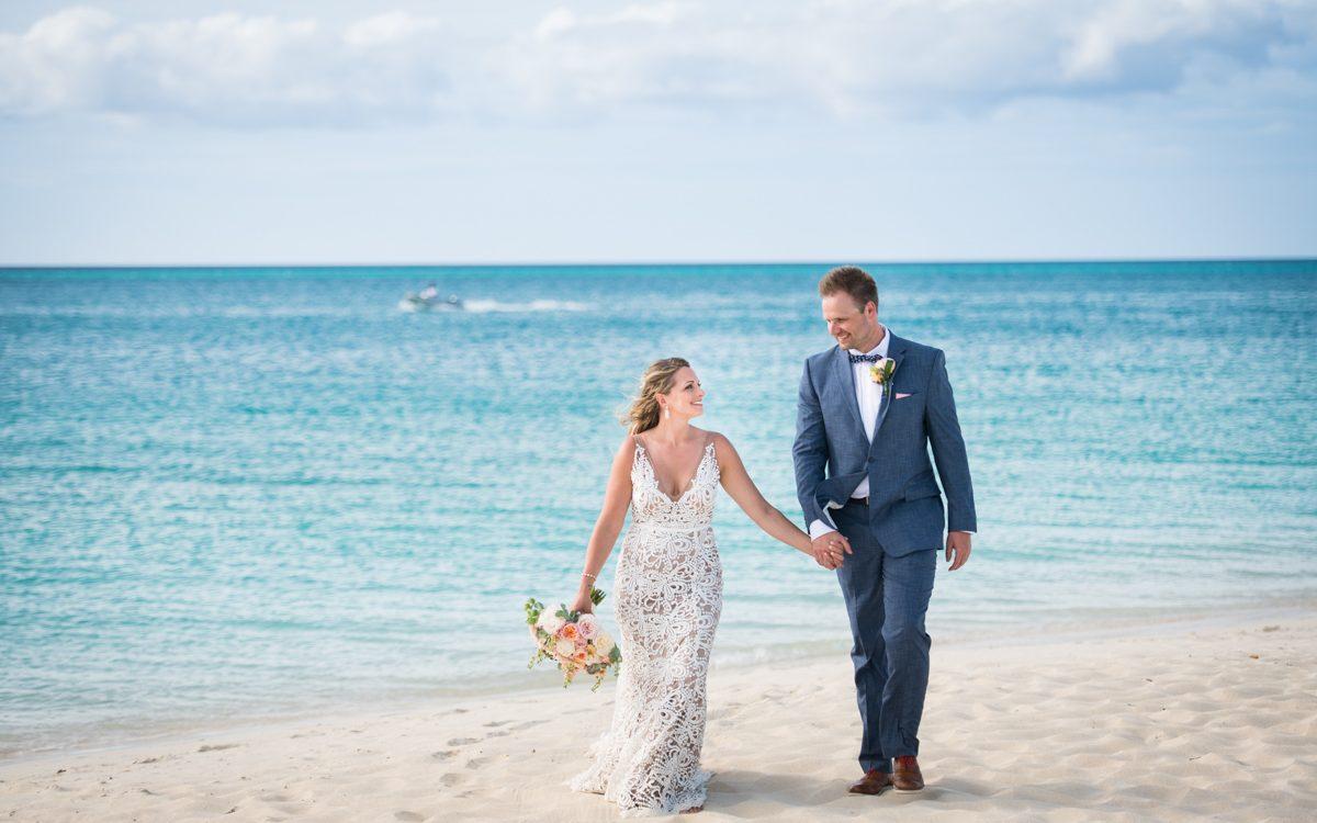 The Sands, Turks & Caicos Wedding - Kim & Michael