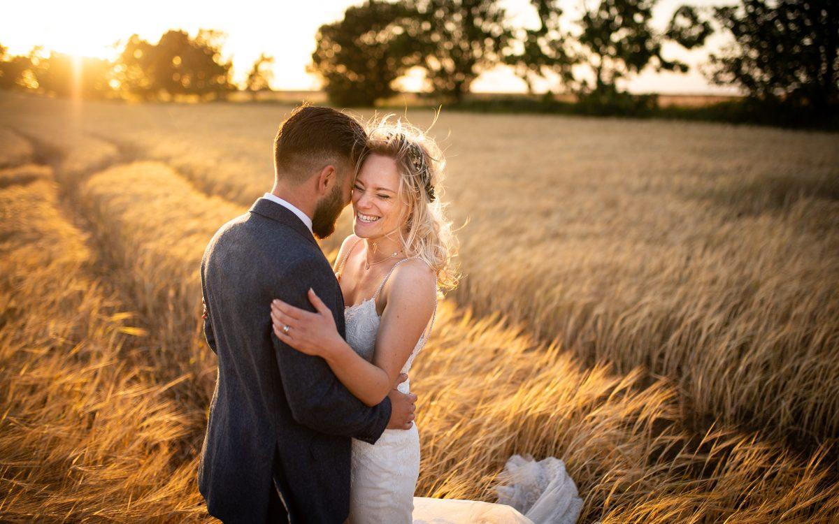 Birch Hall Adventures Wedding - Hayley & James