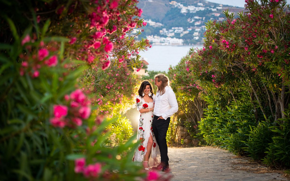 Kalymnos, Greece Wedding - Lou & Loren