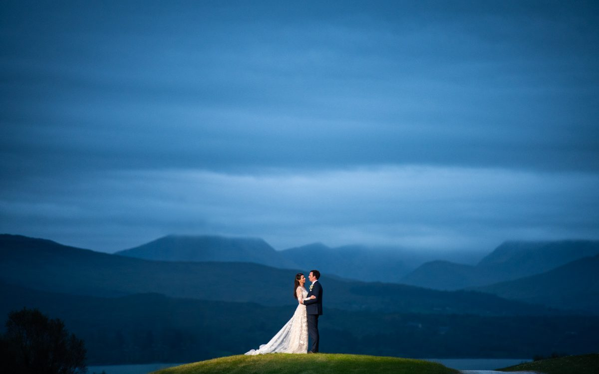 Ring of Kerry Golf Club Wedding, Ireland - Natalie & Jonathan